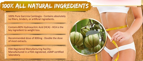 Garcinia cambogia new roots herbal