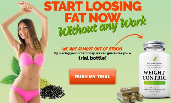 weight control trial uk
